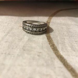 Jewelry - Worn but in great condition! CZ
